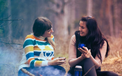4 Reasons to Take Your Friends and Family Camping This Summer